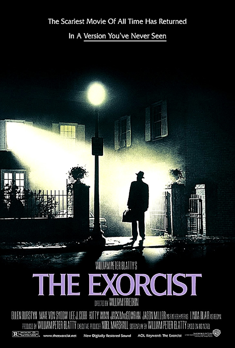 This or That? Poltergeist or The Exorcist - French Toast Sunday